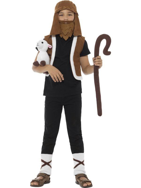 Shepherd Kit Boy's Fancy Dress Costume