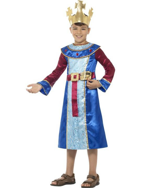 King Melchior Boy's Fancy Dress Costume Thumbnail 2
