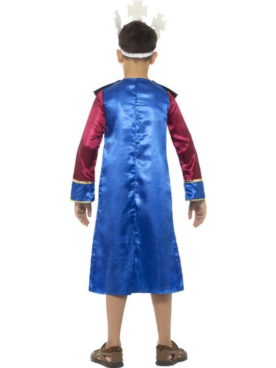 King Melchior Boy's Fancy Dress Costume Thumbnail 3