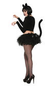 Cat Tutu with tail