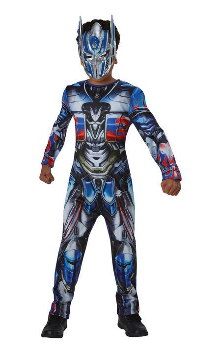 Optimus Prime Transformers Fancy Dress Costume Thumbnail 1