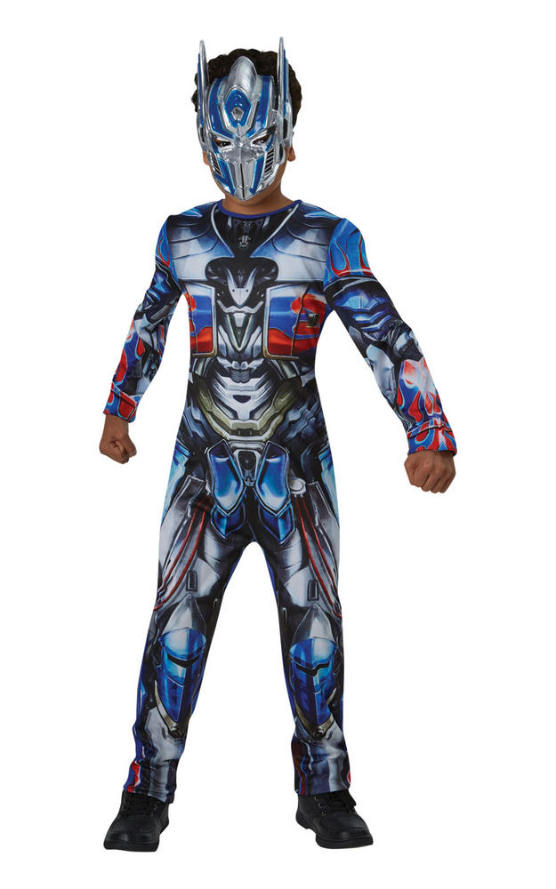 Optimus Prime Transformers Boy's Fancy Dress