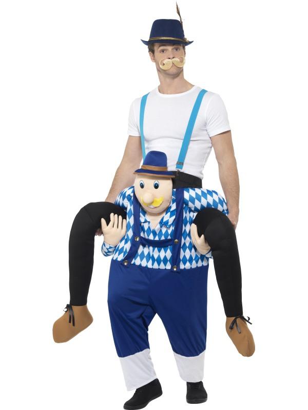 Piggyback Bavarian Costume