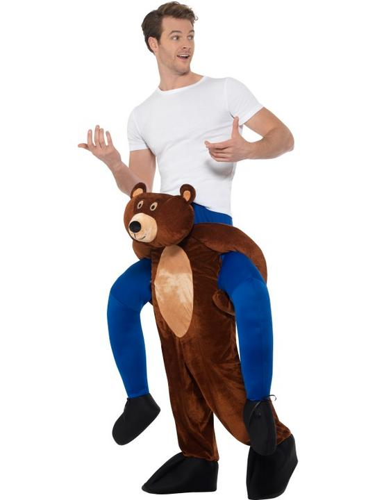 Piggyback Bear Costume Thumbnail 3
