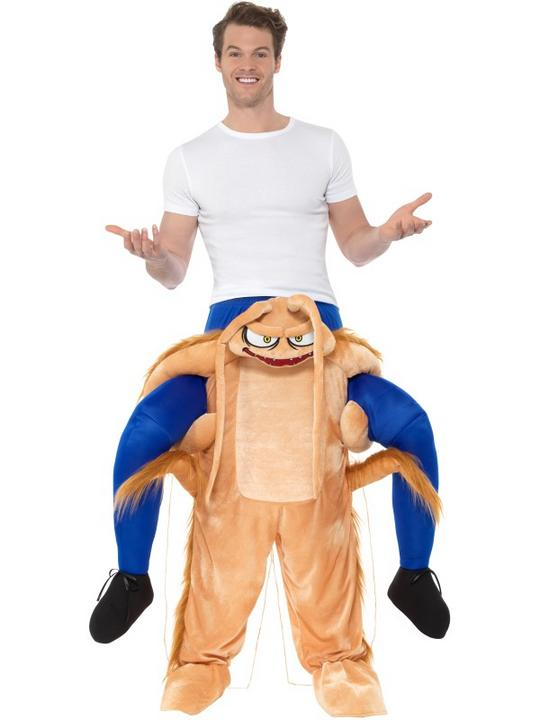 Piggyback Cockroach Costume Thumbnail 1