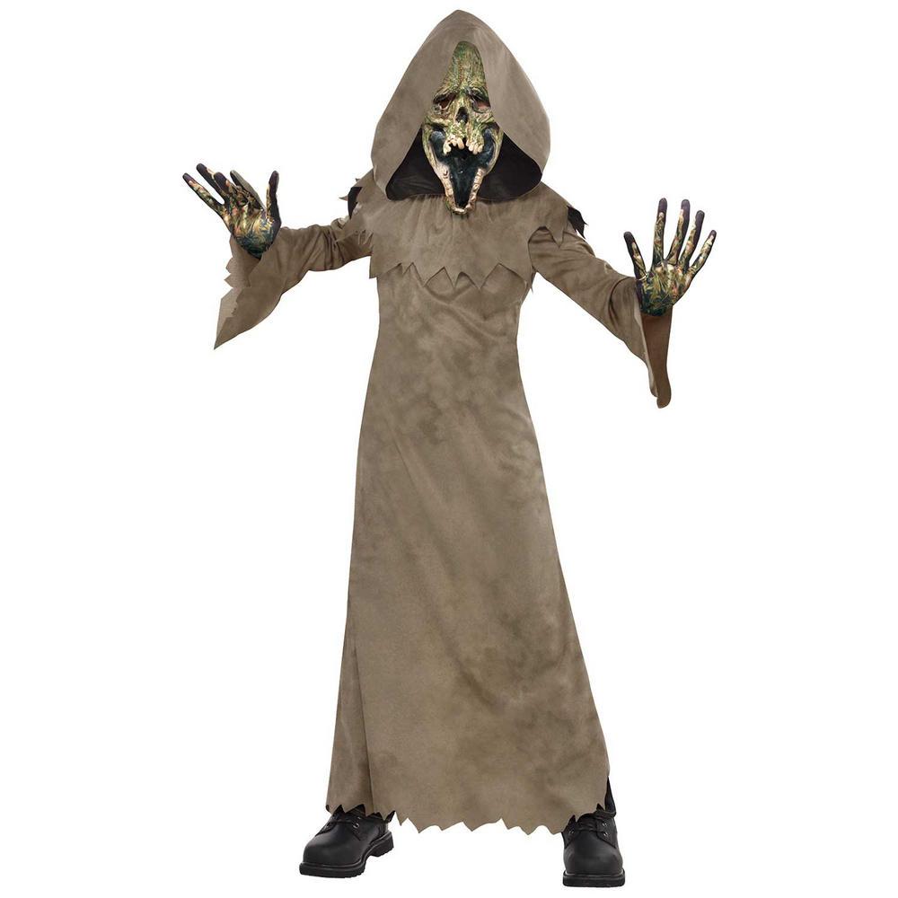 Swamp Zombie Boy's Fancy Dress Costume
