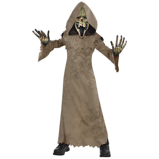 Swamp Zombie Boy's Fancy Dress Costume Thumbnail 1