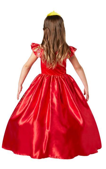 Elena of Avalor Disney deluxe Girl's Fancy Dress Costume  Thumbnail 2