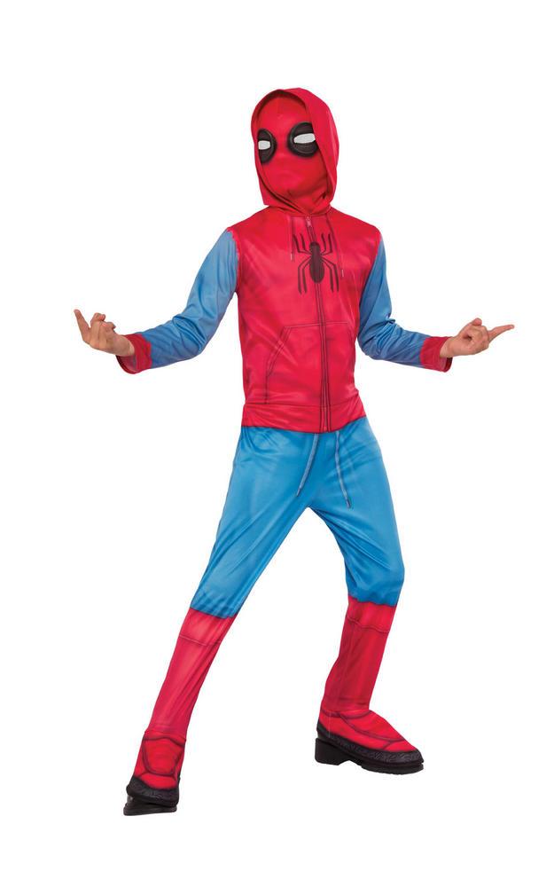 Spiderman Boy's Fancy Dress Costume