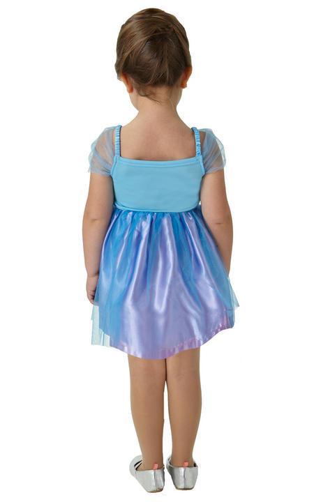 Cinderella Ballerina Disney Girl's Fancy Dress Costume Thumbnail 2