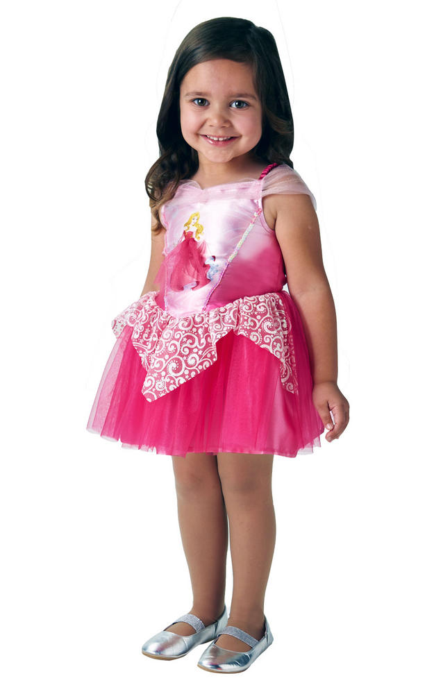 Sleeping Beauty Ballerina Disney Girl's Fancy Dress Costume