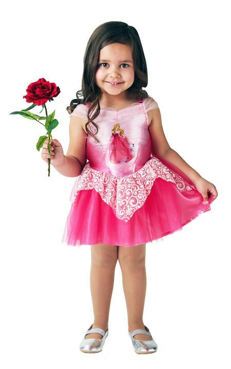Sleeping Beauty Ballerina Disney Girl's Fancy Dress Costume  Thumbnail 3
