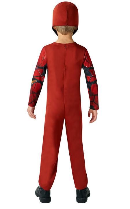 The Flash Justice League Boy's Fancy Dress Costume Thumbnail 2