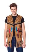 Indian/Hippy Waistcoat Male