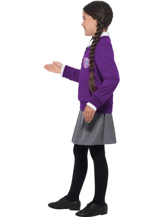 Girls St Clares costume kids enid blyton school book week fancy dress outfit Thumbnail 2