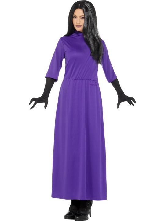 Roald Dahl Deluxe The Witches Women's Fancy Dress Costume Thumbnail 1