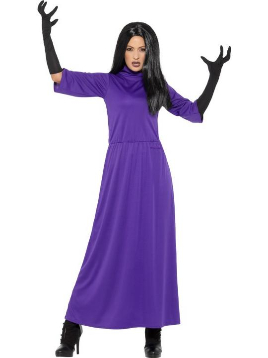 Roald Dahl Deluxe The Witches Women's Fancy Dress Costume Thumbnail 2