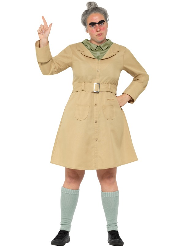 Roald Dahl Deluxe Miss Trunchbull Costume