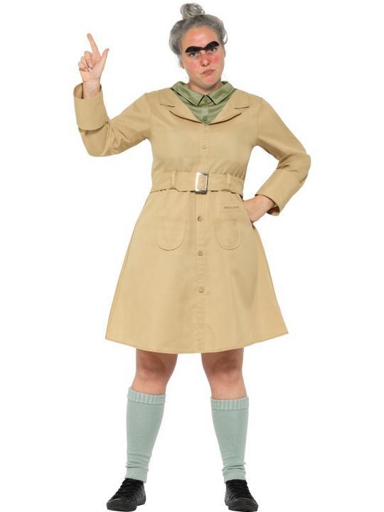 Roald Dahl Deluxe Miss Trunchbull Costume Thumbnail 1