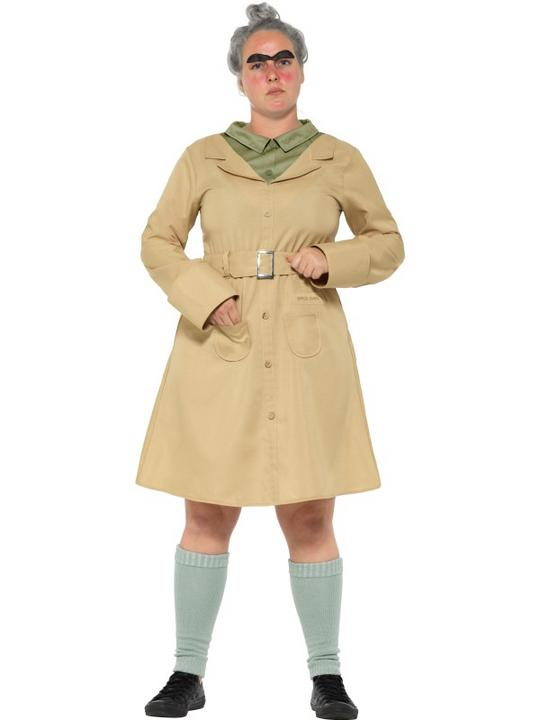 Roald Dahl Deluxe Miss Trunchbull Costume Thumbnail 2