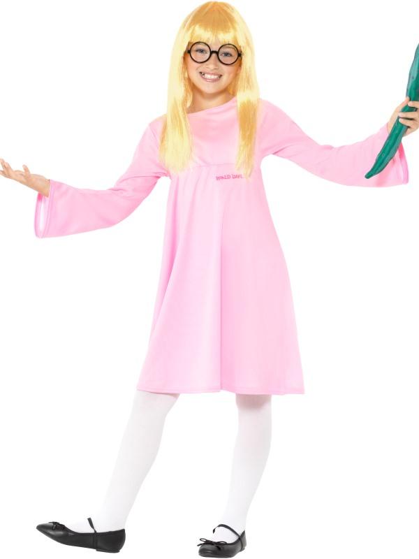 Roald Dahl Deluxe Sophie Girl's Fancy Dress Costume