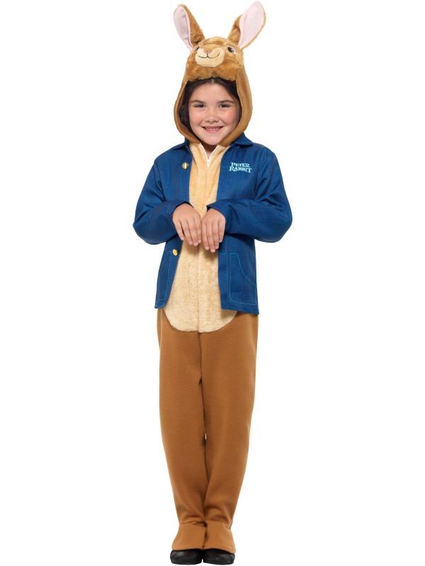 Boys Peter Rabbit Costume kids school book week fancy dress Beatrix Potter Outfi