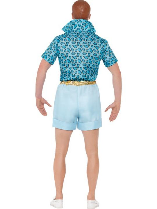 Barbie Safari Ken Men's Fancy Dress Costume Thumbnail 2