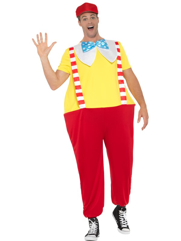 Jolly Storybook Men's Fancy Dress Costume