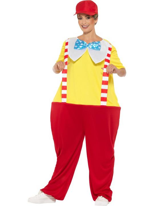 Jolly Storybook Men's Fancy Dress Costume Thumbnail 2