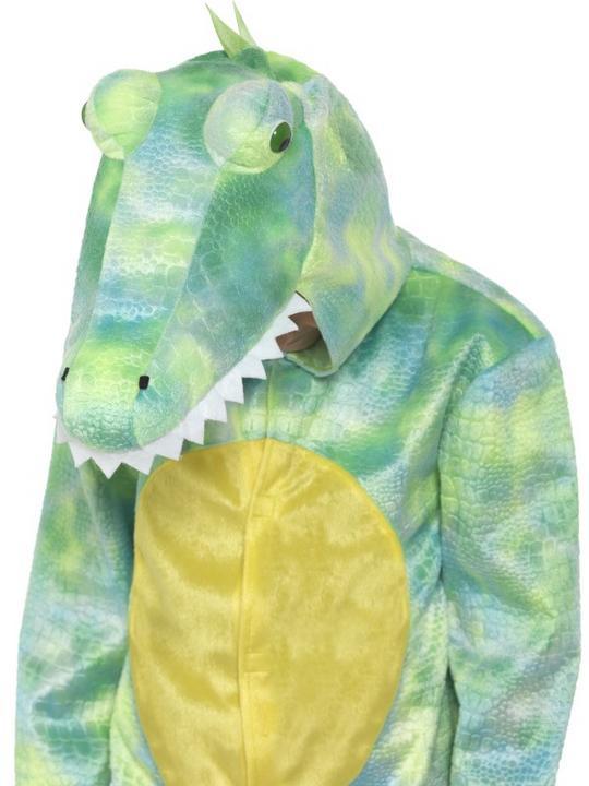Deluxe Dinosaur Boy's Fancy Dress Costume Thumbnail 2