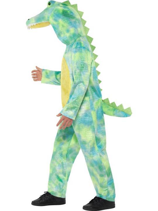 Deluxe Dinosaur Boy's Fancy Dress Costume Thumbnail 5