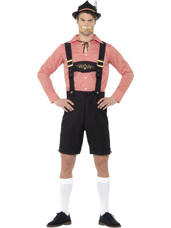 Oktoberfest Men's Fancy Dress Costume