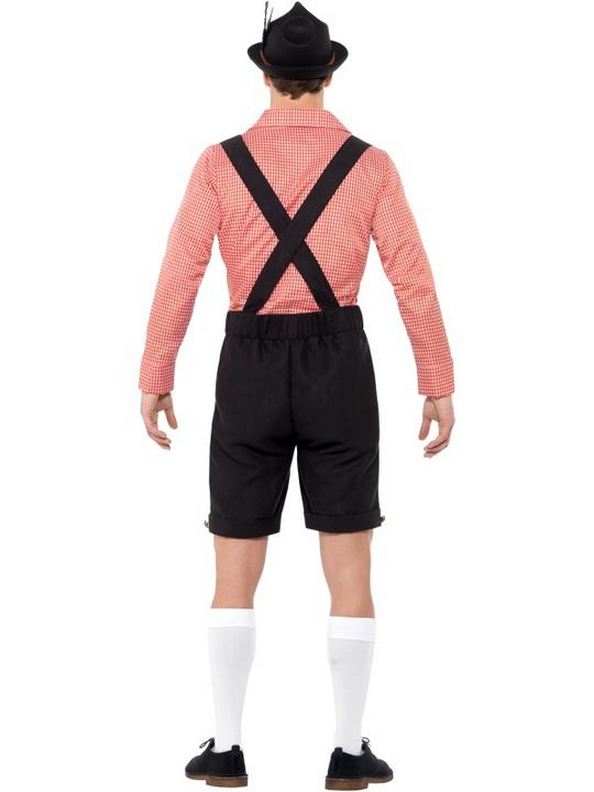 Oktoberfest Men's Fancy Dress Costume Thumbnail 3