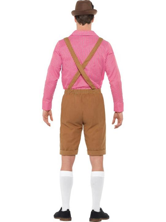 Mr Bavarian Men's Fancy Dress Costume Thumbnail 3