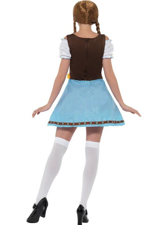 Olga Bavarian Women's Fancy Dress  Costume Thumbnail 3