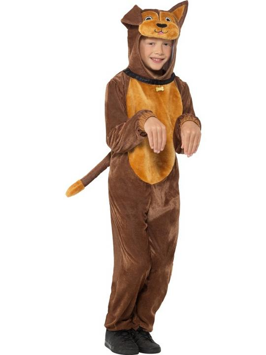 Dog Kid's Fancy Dress Costume Thumbnail 1