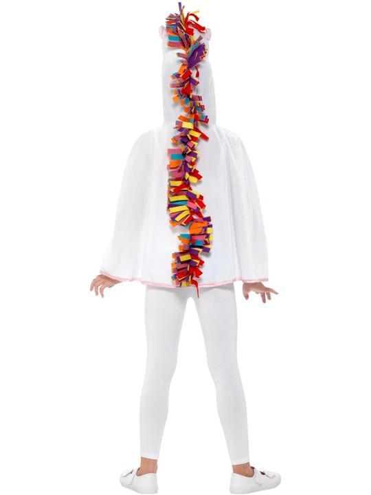 Girls Unicorn Cape Kids Fancy Dress Outfit Story Magical  Thumbnail 2