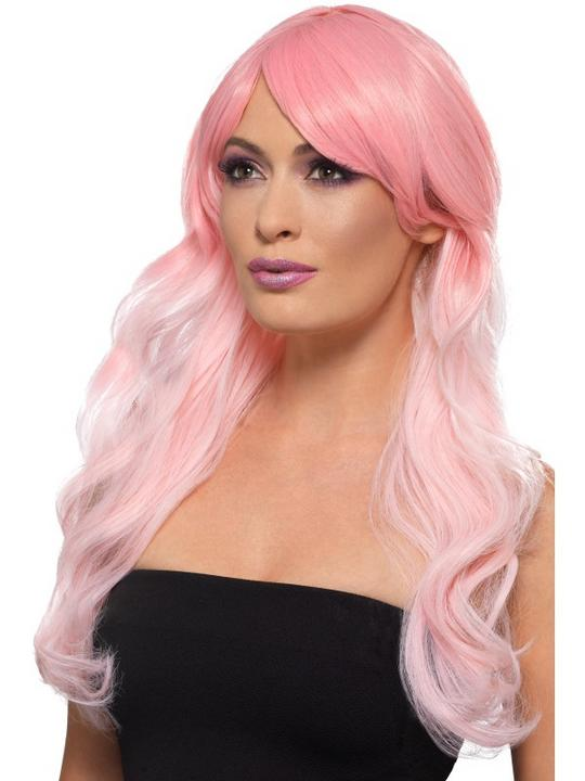 Fashion Ombre Wig Pink Thumbnail 1