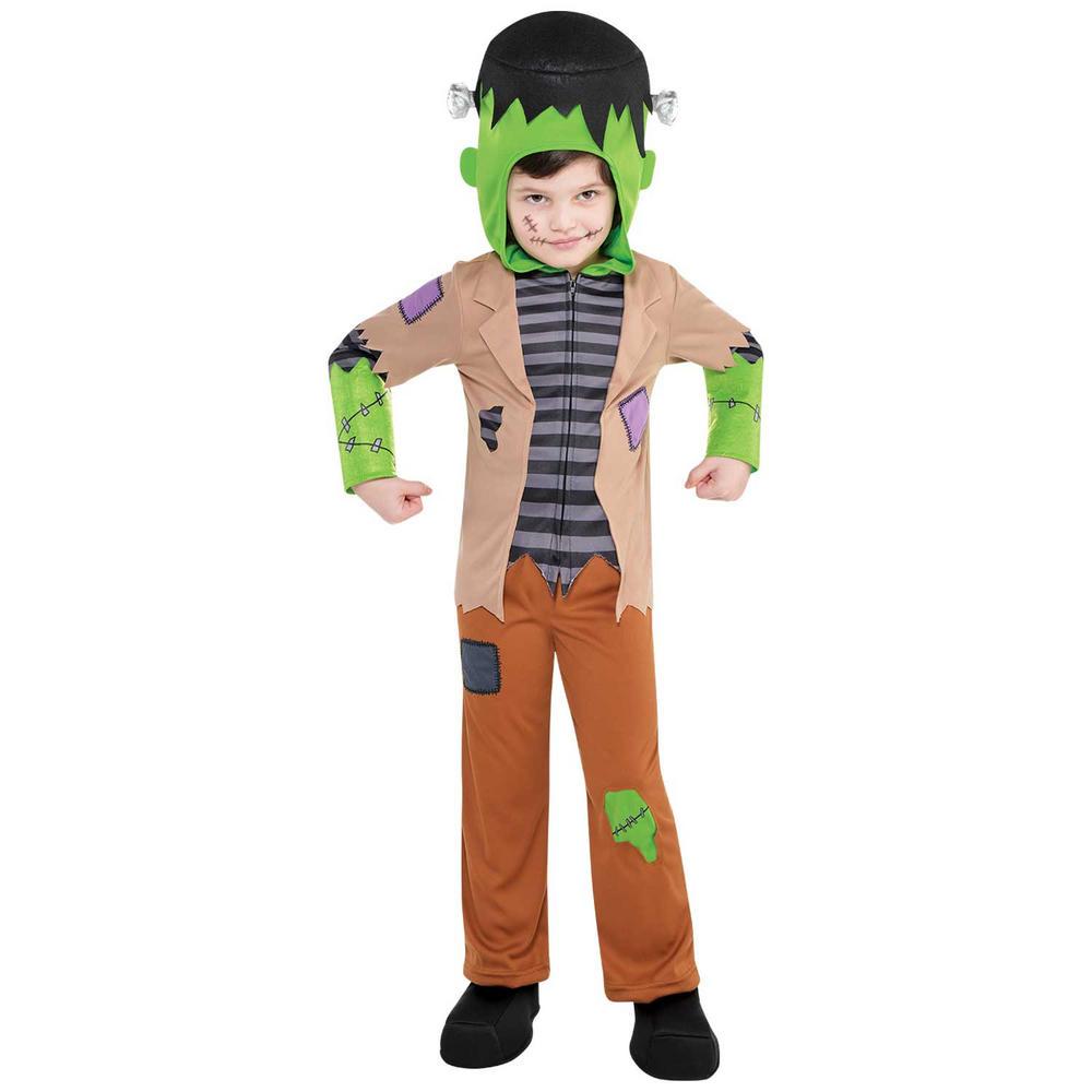 Monster Boy's Fancy Dress Costume