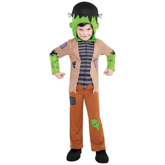 Monster Boy's Fancy Dress Costume Thumbnail 1