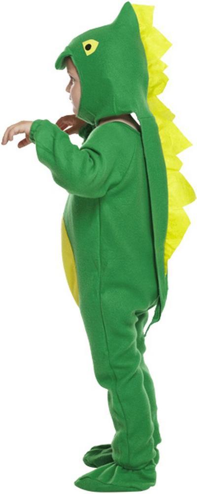 Boys Girls Dinosaur Costume Kids School Book Week Fancy Dress Outfit Story Child