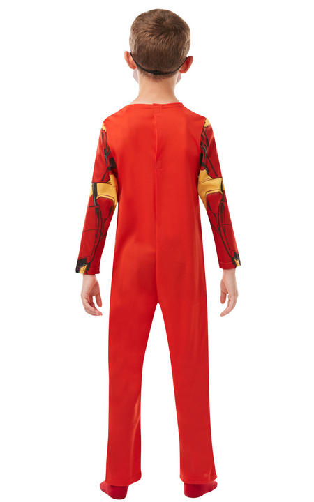 Iron Man Marvel Boy's Fancy Dress Costume Thumbnail 3