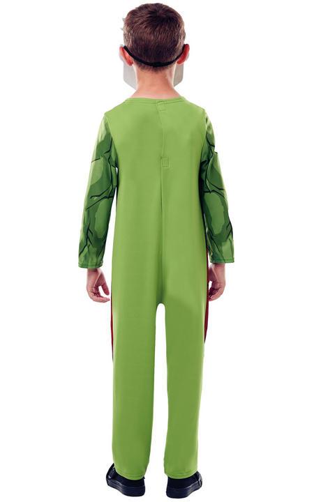 Hulk Marvel Boy's Fancy Dress Costume Thumbnail 3
