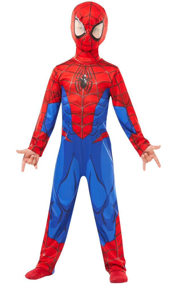 Ultimate Spider-Man Marvel Boy's Fancy Dress Costume