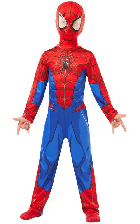 Ultimate Spider-Man Marvel Boy's Fancy Dress Costume Thumbnail 1