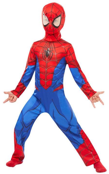 Ultimate Spider-Man Marvel Boy's Fancy Dress Costume Thumbnail 2
