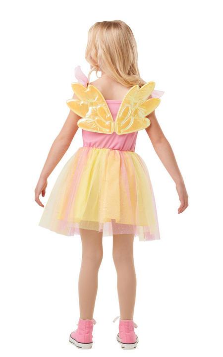 Fluttershy Girl's Fancy Dress Costume Thumbnail 3