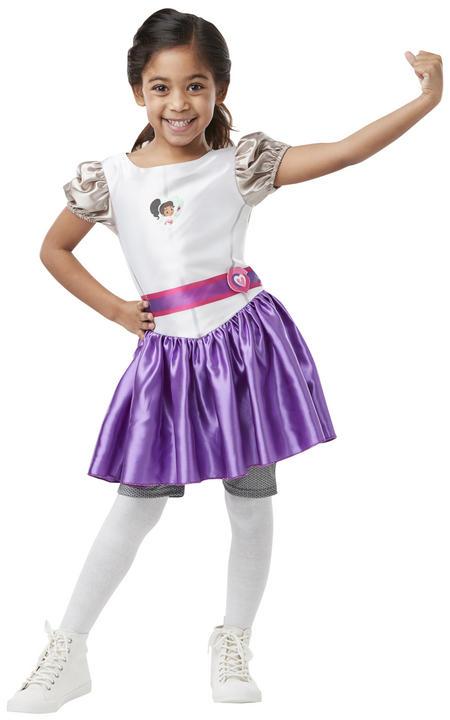 Nella Knight Girl's Fancy Dress Costume Thumbnail 2