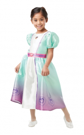 Nella Princess Girl's Fancy Dress Costume