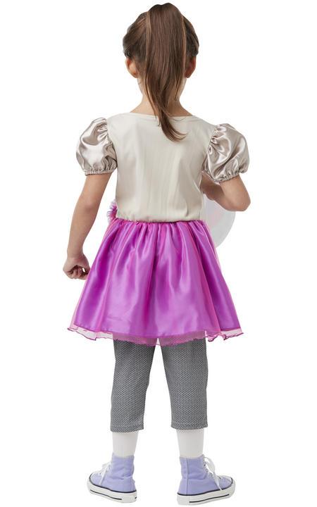 Nella Deluxe Knight Girls Fancy Dress Costume Thumbnail 3